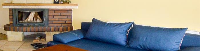 Genialny Apartament z kominkiem we Wronach - Apartament na Mazurach FQ52